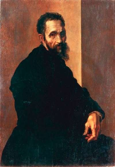 michelangelo's self-portrait