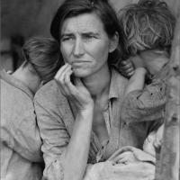 """მეოცე საუკუნის ოცი წამი. 1936. """"მიგრანტთა დედა"""""""