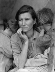 Dorothea Lange. Migrant Mother