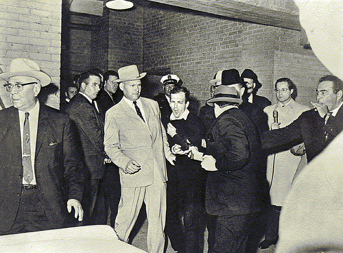 oswald assassination