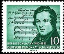 DDR 1956 robert schumann