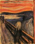 Edvard Munch. The Scream