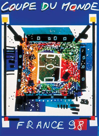 Coupe Du Monde. France 1998