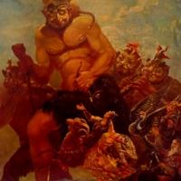 ჯეოპარდი – ქართული მითოლოგია