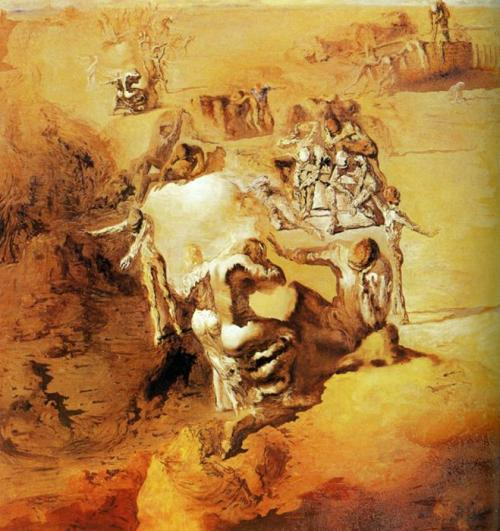 Salvador Dali. The Great Paranoiac