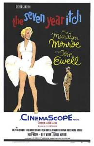 Seven year itch poster