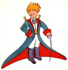 Antoine de Saint Exupery. Le Petit Prince