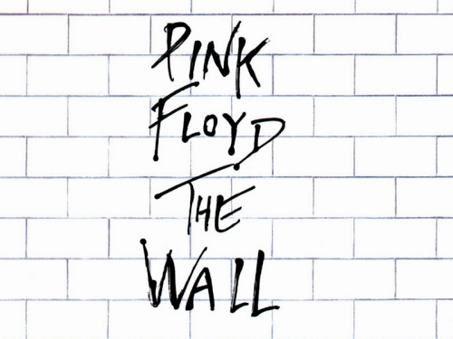 The Wall. Pink Floyd's eleventh studio album cover