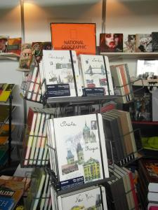 National Geographic at Tbilisi Book Fair 2012