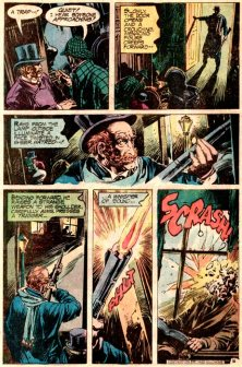 Sherlock Holmes DC comics