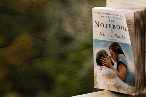 Nicholas Sparks. The Notebook. © Sissy Martin14