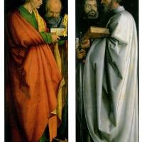 ალბრეხტ დიურერის ოთხი მოციქული