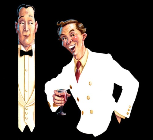 jeeves and wooster cartoon