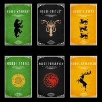 A Game of Thrones - ქარიშხალი დიდ საჭადრაკო დაფაზე