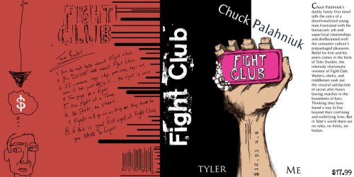 Chuck Palahniuk. Fight club