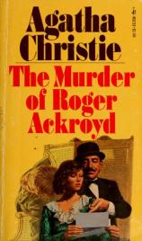 murder of roger ackroyd book cover