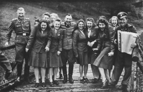 Auschwitz. Karl-Friedrich Höcker