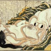 """კაცუსიკა ჰოკუსაი - """"მეთევზის ცოლის სიზმარი"""""""