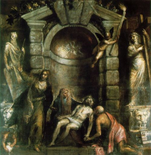 Tizian Pieta
