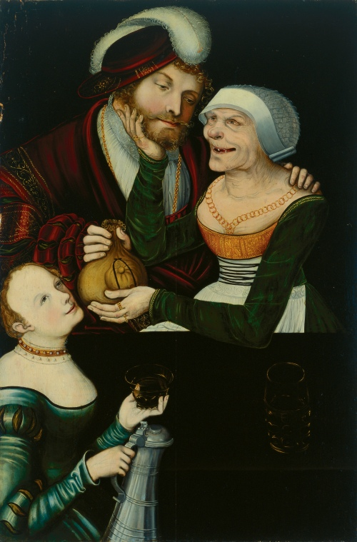 lucas cranach the elder painting