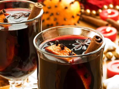 gluhwein mulled wine
